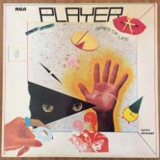 Discos de vinilo: PLAYER LP RCA EDIC AÑO 1981 SPIES OF LIFE. EXCELENTE CONSERVACION. Lote 136446802