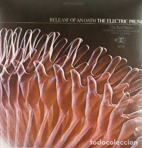 THE ELECTRIC PRUNES ?– RELEASE OF AN OATH SELLO: REPRISE RECORDS ?– RS 6316 FORMATO: VINYL, LP (Música - Discos - LP Vinilo - Rock & Roll)