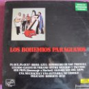 Discos de vinilo: LP - LOS BOHEMIOS PARAGUAYOS - MISMO TITULO (SPAIN, ZAFIRO 1972). Lote 136483230