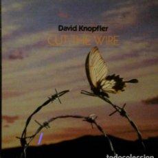 Discos de vinilo: DAVID KNOPFLER. CUT THE WIRE. LP. Lote 136490994