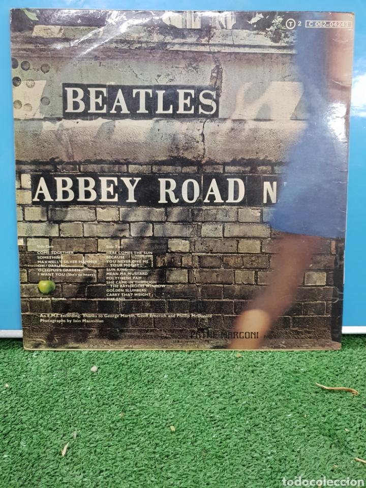 The Beatles, abbey road, usado segunda mano