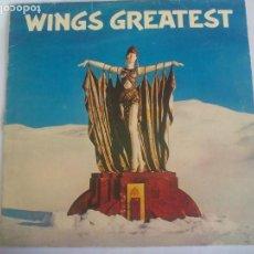 Discos de vinilo: WINGS GREATEST. 1978. DISCO LP VINILO. Lote 136495754
