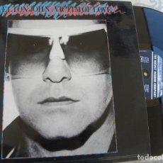Discos de vinilo: ELTON JOHN -VICTIM OF LOVE -LP 1979. Lote 136501706