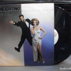 Discos de vinilo: LUZ DE LUNA MOONLIGHTING BANDA SONORA BSO LP 1987. Lote 136515182