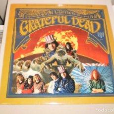Discos de vinilo: LP GRATEFUL DEAD. EDSEL RECORDS 1987 UK (DISCO PROBADO Y BIEN, SEMINUEVO). Lote 136518950