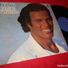 Disques de vinyle: JULIO IGLESIAS GWENDOLYNE LP 1970 COLUMBIA EDICION ESPAÑOLA SPAIN. Lote 195772531