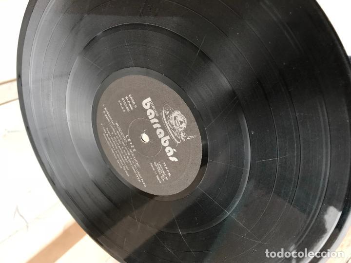 Discos de vinilo: LEIZE BUSCANDO MIRANDO LP BARRABAS SPAIN 1989 HEAVY METAL HARD ROCK - Foto 3 - 136521870