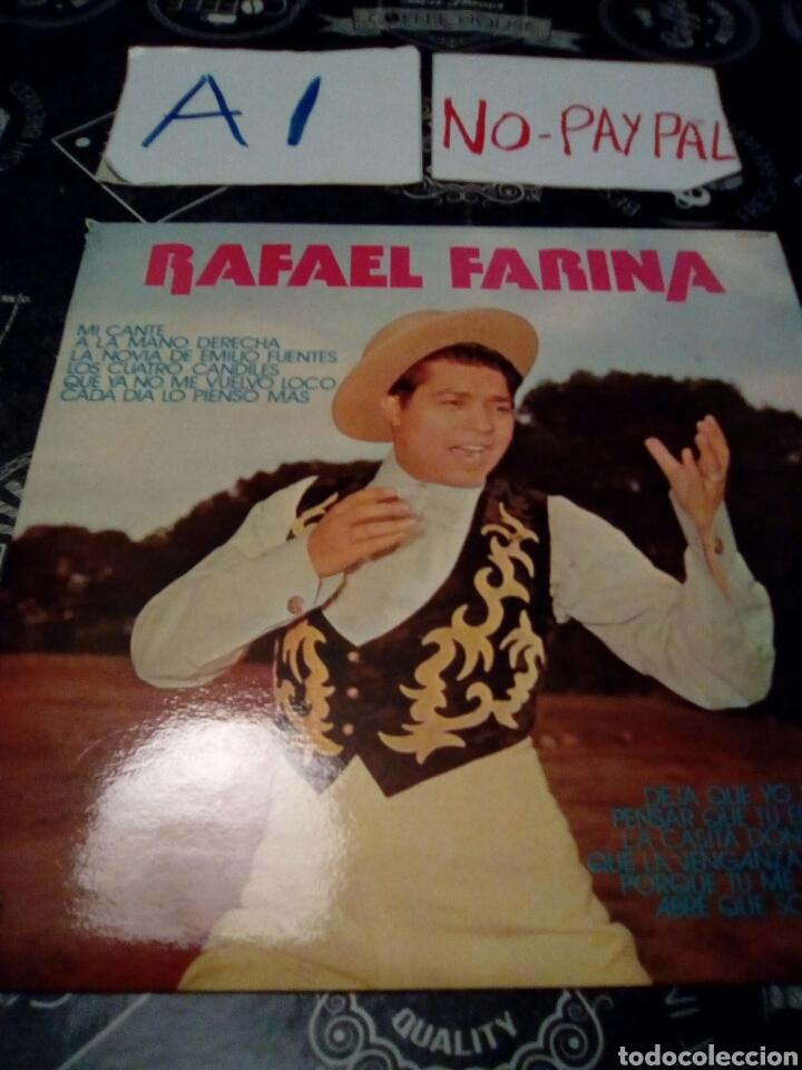 RAFAEL FARINA CAUDAL STEREO (Música - Discos - LP Vinilo - Flamenco, Canción española y Cuplé)