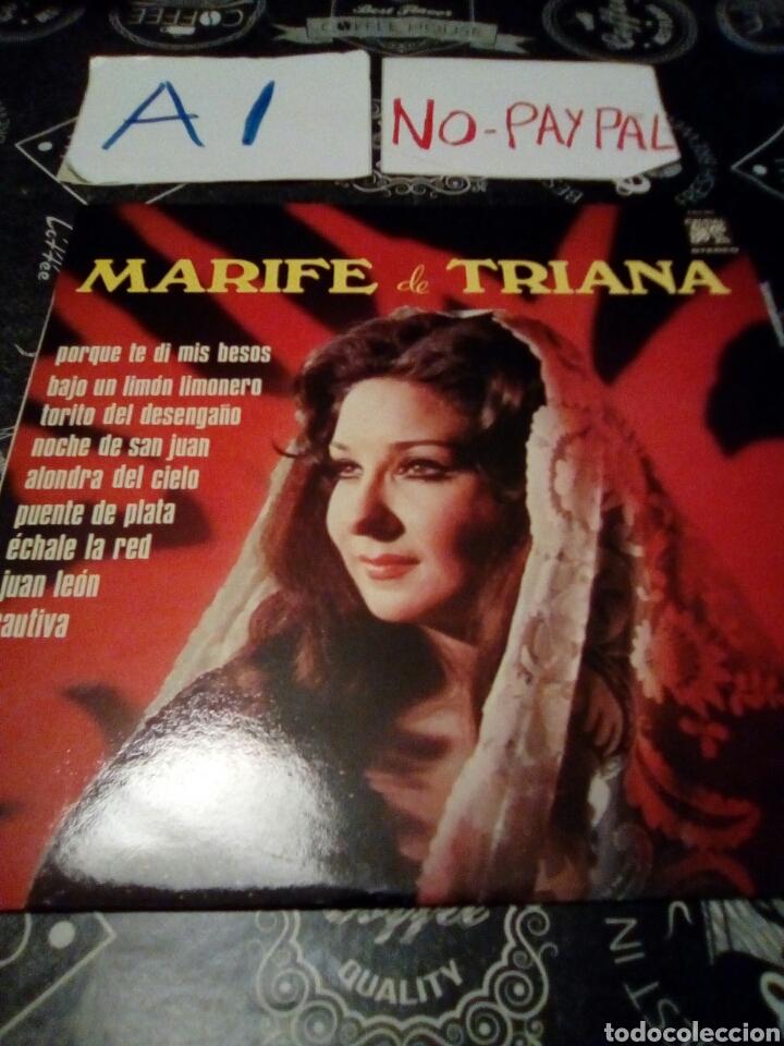 MARIFE DE TRIANA CAUDAL STEREO (Música - Discos - LP Vinilo - Flamenco, Canción española y Cuplé)