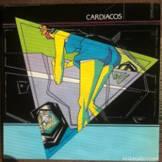 Discos de vinilo: CARDIACOS. OBSESION - LP - DRO 1984 EDICIÓN ESPAÑOLA EX. Lote 136523966