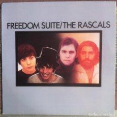 Discos de vinilo: THE RASCALS - FREEDOM SUITE - LP 1988 REEDICIÓN AMERICANA DE RHINO DEL ORIGINAL DE 1969. Lote 136526250