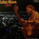 Discos de vinilo: LUTHER ALISON.LIVE..2 LP. Lote 136527254