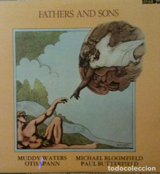 MUDDY WATERS.FATHERS AND SONS.2 LP (Música - Discos - LP Vinilo - Jazz, Jazz-Rock, Blues y R&B)