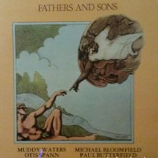 Discos de vinilo: MUDDY WATERS.FATHERS AND SONS.2 LP. Lote 136527286