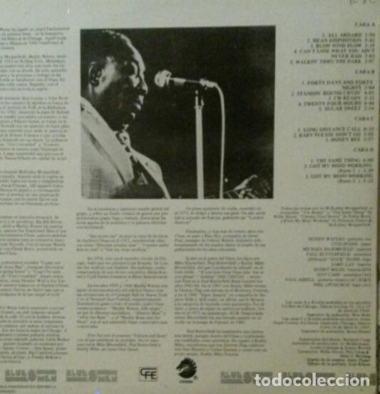 Discos de vinilo: Muddy waters.Fathers and sons.2 Lp - Foto 2 - 136527286