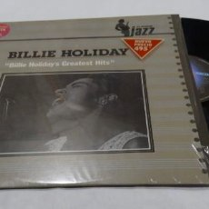 Discos de vinilo: BILLIE HOLIDAY GREATEST HITS-LP 1982. Lote 136547262