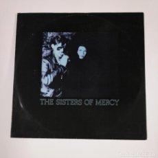 Discos de vinilo: THE SISTERS OF MERCY. - LUCRETIA MY REFLECTION. LONG TRAIN. MAXI SINGLE. TDKDA47. Lote 136557490