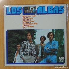 Discos de vinilo: LOS ALBAS - LOS ALBAS - LP. Lote 136557768