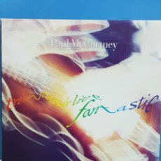Discos de vinilo: PAUL MCCARTNEY,TRIPPING THE LIVE FANTASTIC. Lote 136558944