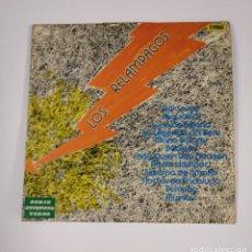 Discos de vinilo: LOS RELAMPAGOS. - DOS CRUCES. - LP. TDKDA47. Lote 136559622