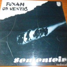 Discos de vinil: FUXAN OS VENTOS - SEMENTEIRA - LP 1978. Lote 136592946