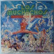 Discos de vinilo: LOS MUCHACHOS - REVOLUTION CIRCUS (LP BELTER 1977). Lote 136597398