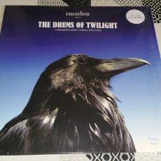 Discos de vinilo: LP + CD VACAVOU THE DRUMS OF TWILIGHT JOAN FELIU - LIMBO STARR 2013 RARO RECOMENDADO. Lote 136598410