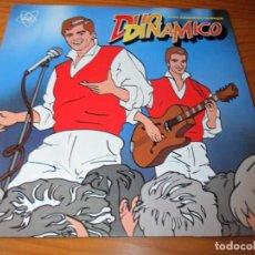 Discos de vinilo: DUO DINAMICO CON ZAPATOS NUEVOS - LP 1989. Lote 136598750