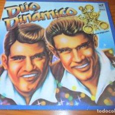 Discos de vinilo: DUO DINAMICO - 20 EXITOS DE ORO - LP 1980. Lote 136598790