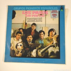 Discos de vinilo: LOS PASOS. - OJO POR OJO. - LP. GRUPOS PIONEROS ESPAÑOLES. TDKDA47. Lote 136599846