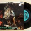 Discos de vinilo: TRACY SANTA - SIGNIFY YOUR MIND - MAXI-SINGLE 45 - 10 PULGADAS - INGLES - EXILE RECORDS. Lote 136605198