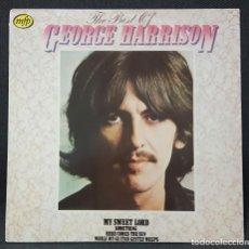 Discos de vinilo: GEORGE HARRISON - BEATLES - THE BEST OF GEORGE HARRISON - LP - ESPAÑA - MFP. Lote 136615538