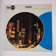 Discos de vinilo: FRANK CHACKSFIELD Y SU ORQUESTA. TANGO. LP. TDKDA47. Lote 136625850