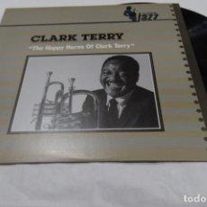 Discos de vinilo: CLARK TERRY THE HAPPY HORNS OF CLARK TERRY LP 1984. Lote 136631198