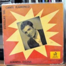 Discos de vinilo: JUANITO OSUNA. Lote 136633138