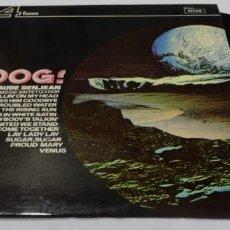 Discos de vinilo: CLAUDE DENJEAN Y SU MOOG SINTETIZADOR LP 1973. Lote 136635278