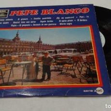 Discos de vinilo: PEPE BLANCO LP 1969. Lote 136636386