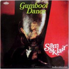 Discos de vinilo: SAM SKLAIR – GUMBOOT DANCE - LP UK 1969 - PYE INTERNATIONAL NSPL 28125. Lote 136637226