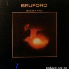 Discos de vinilo: BILL BRUFORD.ONE OF A KIND.LP. Lote 136656910