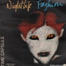 Discos de vinilo: TIME CAPSULE - NIGHT LIFE FASHION LP MAXISINGLE DE 1984 RF-6461. Lote 136666306