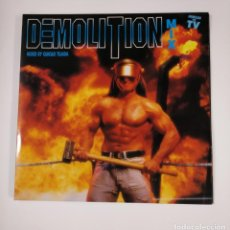 Discos de vinilo: DEMOLITION MIX MIXED BY QUIQUE TEJADA DOBLE LP. TDKDA48. Lote 136683218