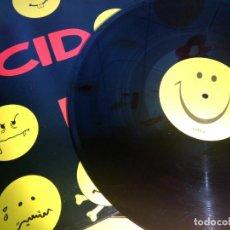 Discos de vinilo: ACID MIX / LP / MAX MUSIC / 1989 / BUEN ESTADO. Lote 136706150