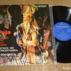 Discos de vinilo: LP VINILO LA BRUJA. ZARZUELA EN TRES ACTOS. 1969. Lote 136717922