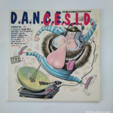 Discos de vinilo: D.A.N.C.E.S.I.D. DOBLE LP. TDKDA48. Lote 136719978