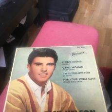 Discos de vinilo: VINILO RICK NELSON STRING ALONG GYPSI WOMAN. Lote 136723510