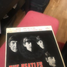 Discos de vinilo: VINILO THE BEATLES MISERY ANNA I LOVE YOU. Lote 136723897