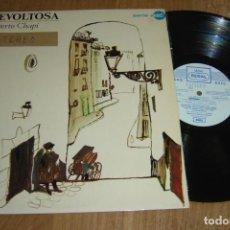 Discos de vinilo: LP VINILO LA REVOLTOSA. ZARZUELA EN UN ACTO. 1968. Lote 136731006