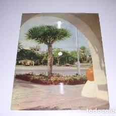 Discos de vinilo: POSTAL ANTIGUA DE CANARIAS CON CANCIÓN FOLÍAS. Lote 136733174