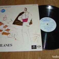 Discos de vinilo: LP VINILO LOS GAVILANES. ZARZUELA EN TRES ACTOS. 1967. Lote 136733334