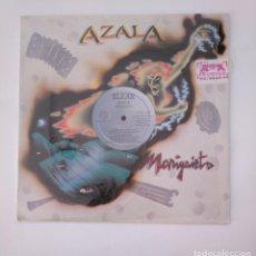 Disques de vinyle: AZALA. - MARIGAIZTO - LP - . TDKDA48. Lote 136737582